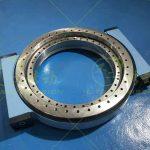WE-III-O-32精密重载铜涡轮双蜗杆全防护蜗轮蜗杆式回转驱动