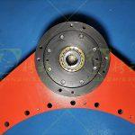 S-III-O-1120三系列重载交叉滚子外齿全防护齿轮式回转驱动