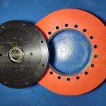 S-III-O-0431三系列重载外齿全防护特殊法兰齿轮式回转驱动