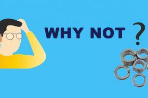 回转支承的安装螺栓为什么不使用弹性垫圈?
