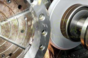 如何快速准确测量回转支承沟道直径?