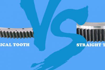直齿回转支承和斜齿回转支承的区别