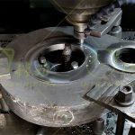 SP-II-0240外齿齿轮式回转驱动