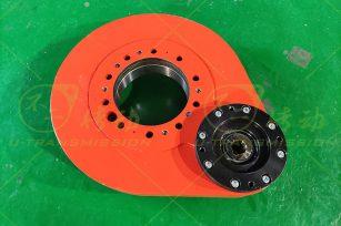 SP-I-0260外齿精密齿轮式回转驱动