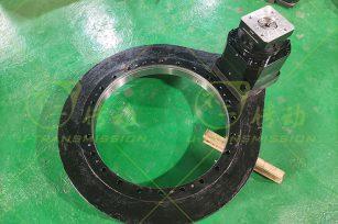 SP-III-0755外齿大扭矩直齿回转驱动装置